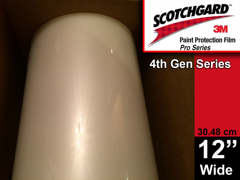 12 x12    to 12 x180   3M Scotchgard PRO SERIES paint protection - WorldWide Ship 434186