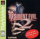 Resident Evil 2: Dual Shock Edition (Sony PlayStation 1, 1998)