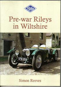 Prewar-Rileys-in-Wiltshire-by-Simon-Reeves-2005-inc-colour-pictures-of-each