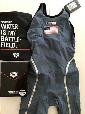 Arena Powerskin Carbon Ultra Race Tech Suit Women/'s US Size 28 closed back