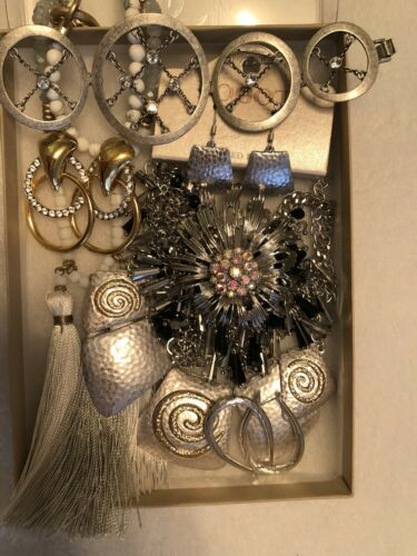 huge vintage to now jewelry lot All Wearable