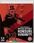 The Yakuza Papers Battles Without Honour and Humanity Blu-ray Very Good Cond