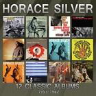 12 Classic Albums: 1953-1962 von Horace Silver (2015)