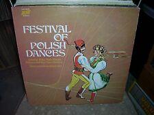 TED MAKSYMOWICZ, Festival Of Polish Dances, Polka Music, DYNO # 5010