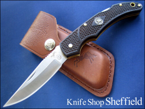 COLT #CT233 RIDGERUNNER LOCKBACK KNIFE WITH SHEATH HUNTING CAMPING