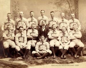 1889-Brooklyn-Bridegrooms-Photo-8X10-Pre-Dodgers