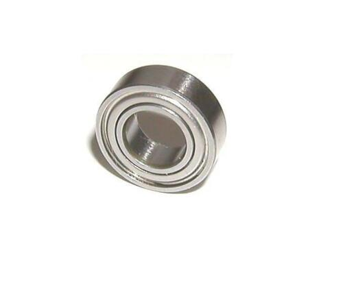 - 440C Stainless Steel Radial Ball Bearing 1 pc 5x9x3mm ABEC-7 SMR95 ZZ