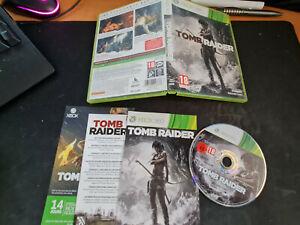 Tomb Raider - XBOX 360 - MICROSOFT  - XBOX X - XBOX ONE (RC)