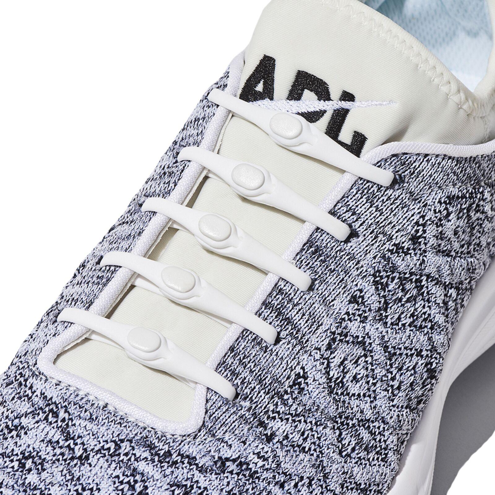 Size Fits All Elastic No-Tie Shoelaces