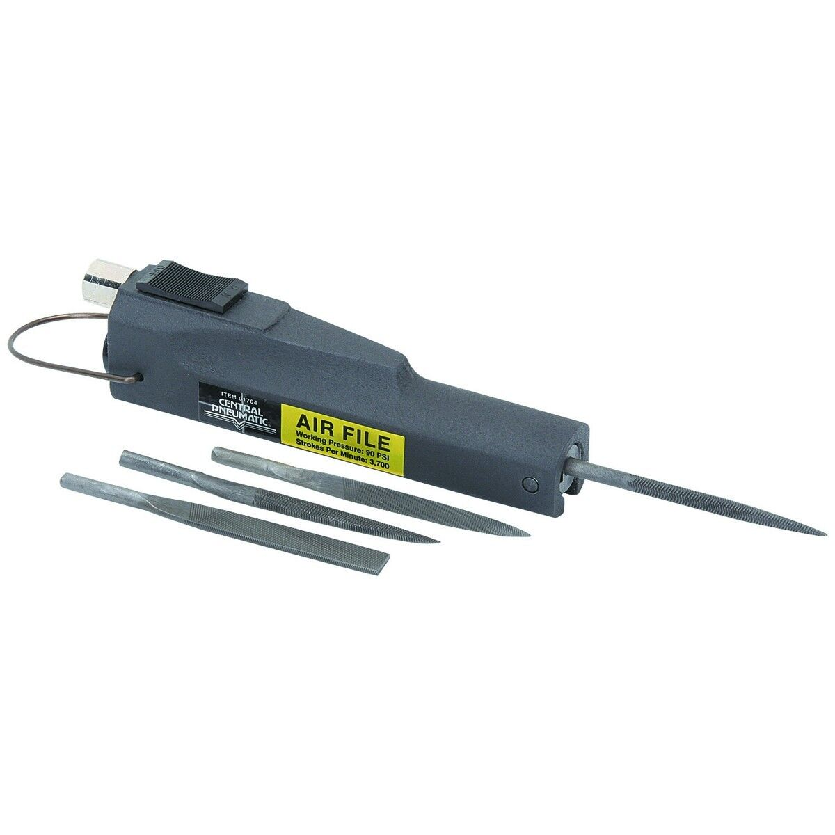 Brand New Air Pneumatic Air File Includes 4 files Filing And Grinding Tool