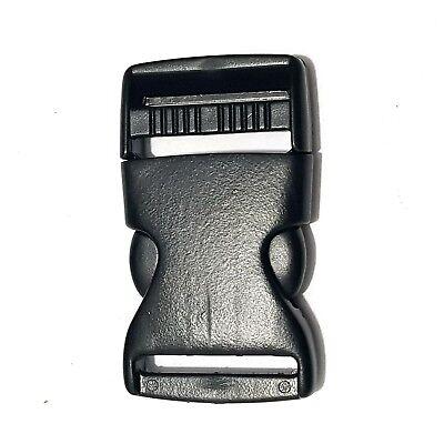 30mm Steckschnalle Clipverschluss Gurtschnalle Steckverschluss Steckschließer
