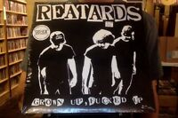 Reatards Grown Up, Fucked Up Lp Sealed Vinyl + Download Re Reissue