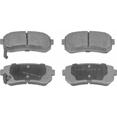 Wagner ZD1114 Rr Ceramic Brake Pads
