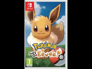 Nintendo-Switch-Pokemon-Let-039-s-go-Eevee