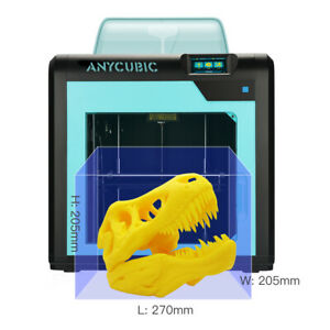 Anycubic-4MAX-Pro-3D-Drucker-All-Metal-Frame-Kit-270-205-205mm-Grosse-Druckgroesse