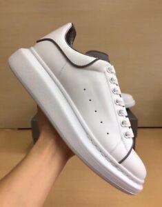 Dettagli su ALEXANDER MCQUEEN sneakers scarpe moda uomo donna Unisex taglia  dal 35 al 45 new