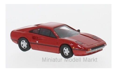 bos-models ferrari 308 GTB-rojo #87586 1976-1:87