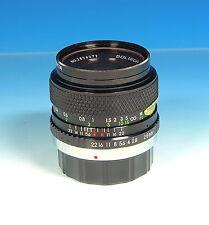 Soligor 2.8/28mm C/D Wide-Auto Objektiv lens objectif für Pentax K - (101973)