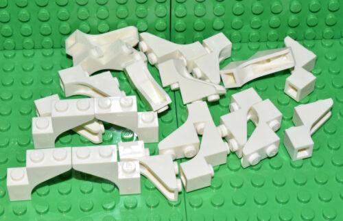 Lego Arche 2x3 3x2 x20 pièces # BLANC # Pont Fenêtre Mur Château