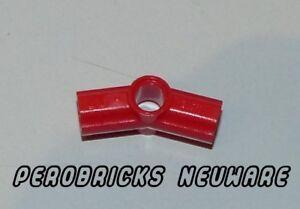 Lego-Technic-Technique-1-connecteurs-No-3-32016-rouge-article-neuf