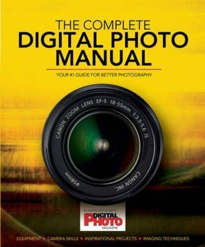1 of 1 - The Complete Digital Photo Manual (Practical Phot... by Digital Photo 1847327400