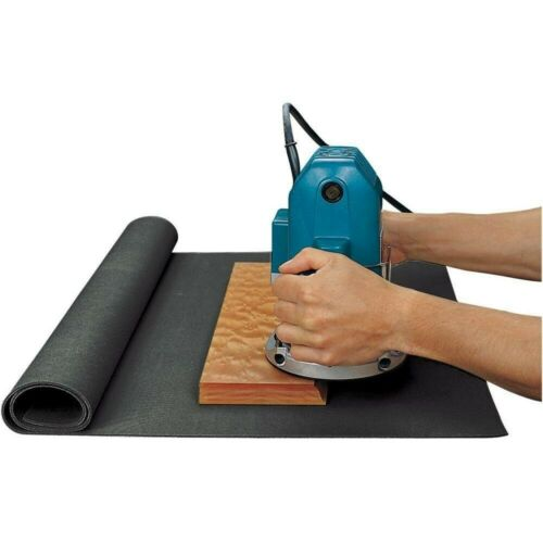 """BTWood Anti Slip Non Liner Router Pad Mat 24/""""x 48/"""" Ideal for Sanding Routing"""