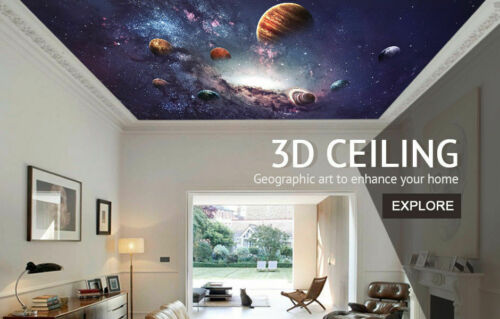 Details about  /3D Black And White I147 Business Wallpaper Wall Mural Self-adhesive Commerce An