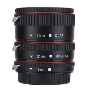 Metal-Auto-Focusing-Macro-Extension-Lens-Adapter-Tube-Rings-Set-for-Canon-EOS-EF
