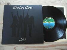 STATUS QUO - HELLO - ORIG UK COPY-VERTIGO-SUPERB AUDIO-EX+ VINYL LP 1973