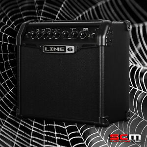 Classic-15-Line-6-Spider-electric-guitar-amplifier-combo-GUITAR-AMP-COMBO