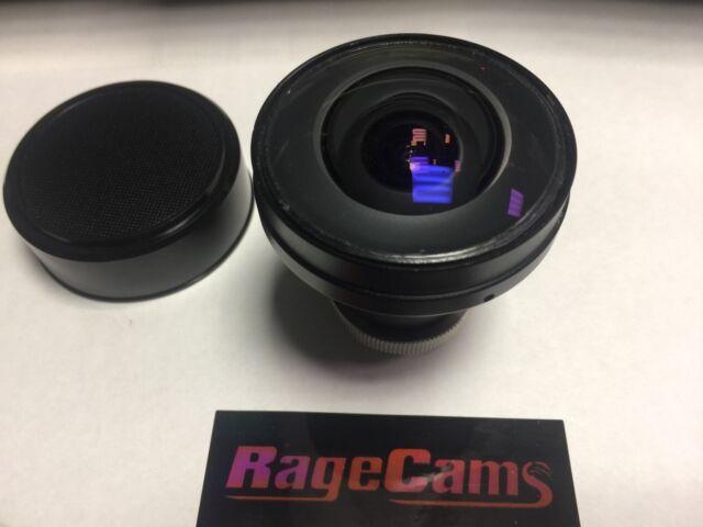 2.7mm pro Nueva Ojo de Pez 5mp Objetivo para Ids Gige Flea Basler GOPRO Esternón