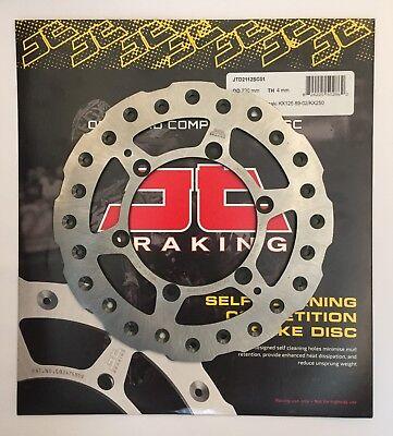 +2 50T JT REAR SPROCKET FITS KAWASAKI KX125 H1-H2 1990-1991