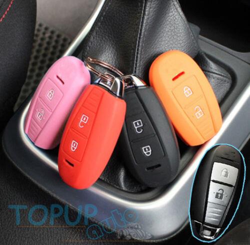 Schlüssel Cover Car Key Silikon Schutz Hülle für SUZUKI SX4 S-CROSS SWIFT SPORT