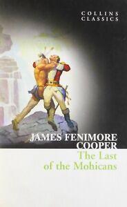 The-Last-de-Mohicans-J-Fenimore-Cooper-Tout-Neuf-Livraison