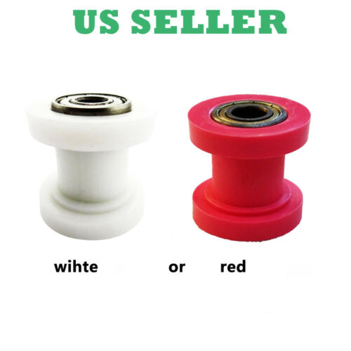 CHAIN ROLLER GUIDE TENSIONER Scroll DIRT MINI BIKE ATV 110cc-250cc Honda Yamaha