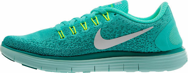 Nike Chaussures femmes Free RN Distance Running femmes Chaussures Nike Turquoise 827116-301 bf8446