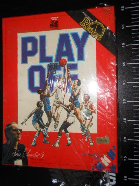 Gioco Tavolo Main Board Society Play Off Basket Dan Peterson TV Game