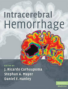 Intracerebral-Hemorrhage-Used-Good-Book