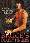Bruce's Deadly Fingers 0089859835223 With Bruce Lee DVD Region 1