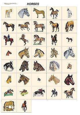 DOGS 1 CARD machine embroidery designs jef files janome 300e 350e animals pets