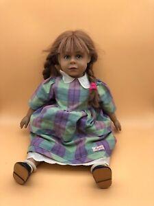 Dolls Zapf Puppe Vinyl Puppe 44 Cm Top Zustand