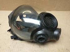Msa Advantage 1000 Gas Mask Full Face Respirator Md Medium