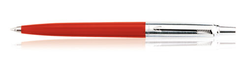 GOLD WHITE BLUE RED,STAINLESS STEEL SILVER PARKER JOTTER BALLPOINT PEN BLACK