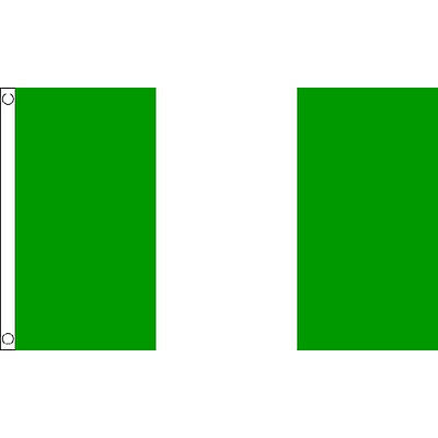 Nigeria Flag 5Ft X 3Ft Nigerian Africa African Country Banner With 2 Eyelets New