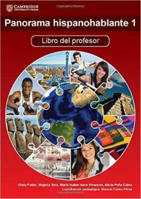IB Diploma. Panorama hispanohablante 1 Libro del Profesor with CD-ROM by Fuller,