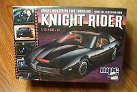 Mpc Model Kit Knight Rider knight 2000 1982 Pontiac Firebird1/25 Scale