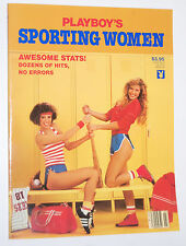 Playboy Newstand Special Sporting Women (1986) MVP-Most Voluptuous Playmates