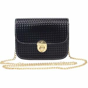 Women Shoulder Bag Long Chain Messenger Fashion Purse Cross Body