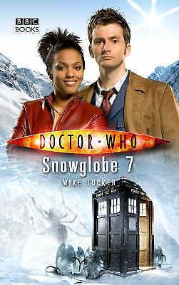 """VERY GOOD"" Doctor Who - Snowglobe 7 (New Series Adventure 23), Tucker, Mike, Bo"