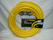 Century Pro Power Extention Cord Heavy Duty Type 12/3 SJTW 40 FT.